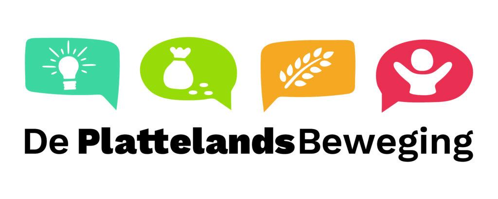 Logo De plattelandsbeweging